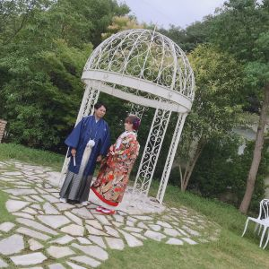 ガーデンの1部です。|537086さんのL'Atelier de Fiona(ラトリエ ドゥ フィオナ)の写真(812817)