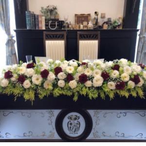 高砂の花です。|537086さんのL'Atelier de Fiona(ラトリエ ドゥ フィオナ)の写真(812827)