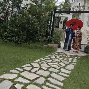 ガーデンの1部です。|537086さんのL'Atelier de Fiona(ラトリエ ドゥ フィオナ)の写真(812813)