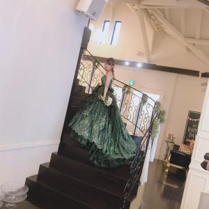 階段降りも出来ます。|537086さんのL'Atelier de Fiona(ラトリエ ドゥ フィオナ)の写真(812816)
