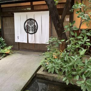 料亭河文の入り口 537312さんのTHE KAWABUN NAGOYA(ザ・カワブン・ナゴヤ)の写真(816057)