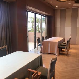 クロス、机の形、希望に合わせて選択可能 538546さんのヴォヤージュ ドゥ ルミエール ~Chatan Resort~の写真(822221)