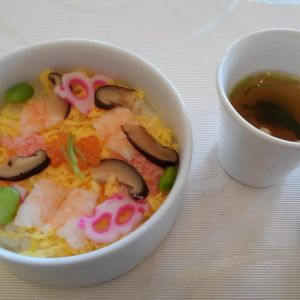 ちらし寿司おいしい|541283さんのマリコレ ウェディング リゾートの写真(852048)