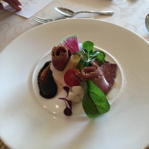 メイン料理です 543351さんのけやき坂 彩桜邸 シーズンズテラスの写真(858722)