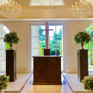 窓から見える緑やプール|544320さんのアーセンティア迎賓館(柏)の写真(868208)