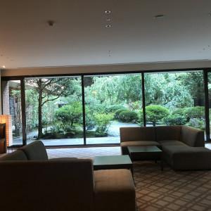自然光が綺麗に入る場所でした。|546635さんのハイアット リージェンシー 京都の写真(887625)