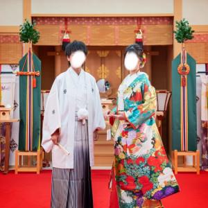 前撮り テルサ内 547119さんのホテル熊本テルサの写真(906907)