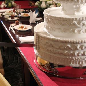 イミテーションケーキ|547169さんのKKRホテル熊本の写真(1022698)