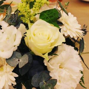 テーブル装花|547169さんのKKRホテル熊本の写真(1022701)