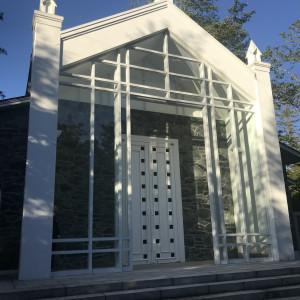 チャペル外観 547677さんのホテル軽井沢エレガンス 「森のチャペル軽井沢礼拝堂」の写真(897269)