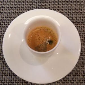 ズワイガニの茶碗蒸し|548971さんの赤坂ル・アンジェ教会の写真(928705)