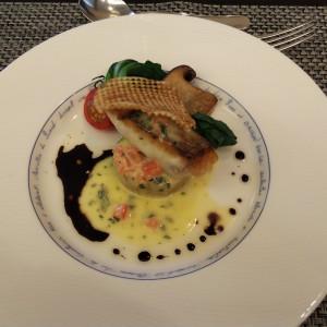 お魚料理|548971さんの赤坂ル・アンジェ教会の写真(928704)