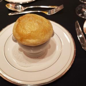 スープ|549300さんのホテルメトロポリタン 〈JR東日本ホテルズ〉の写真(909324)