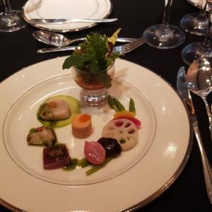 料理|549300さんのホテルメトロポリタン 〈JR東日本ホテルズ〉の写真(909325)