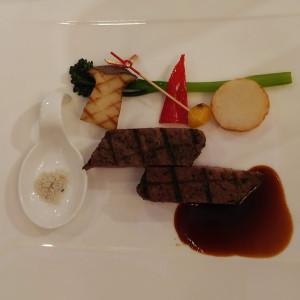 肉料理|549300さんのホテルメトロポリタン 〈JR東日本ホテルズ〉の写真(909335)
