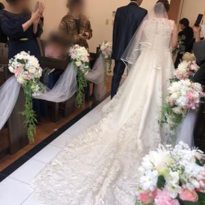 チャペル結婚式 554660さんのホテル熊本テルサの写真(953678)