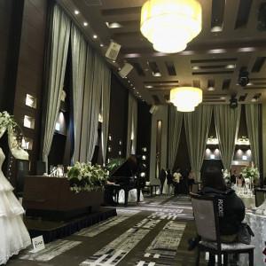 一番大きい披露宴会場|555975さんのグランディエールブケトーカイの写真(964908)