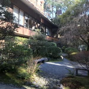 待合室からもお庭が見れます|556001さんのハイアット リージェンシー 京都の写真(964035)