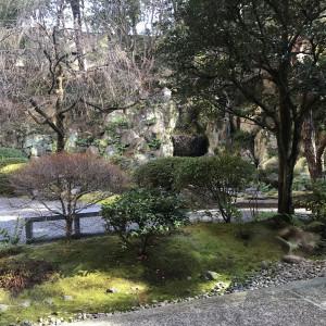 庭付披露宴会場からの景色|556001さんのハイアット リージェンシー 京都の写真(964034)