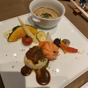 オマール海老のお料理が大変美味しかったです!|556107さんのSakuranoki Wedding(さくらの樹ウエディング)の写真(971213)
