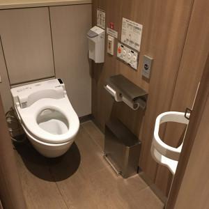 お手洗い個室|557667さんのTHE GRAND GINZA(ザ グラン銀座)の写真(1007406)