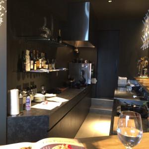 試食したレストランの様子|557667さんのTHE GRAND GINZA(ザ グラン銀座)の写真(1007431)
