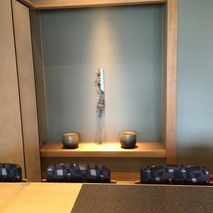 和の装飾|557667さんのTHE GRAND GINZA(ザ グラン銀座)の写真(1007422)