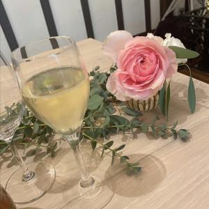 テーブルの様子|559744さんの旧石丸邸 GARDEN TERRACE HIROO(旧:ラッセンブリ広尾)の写真(1008597)