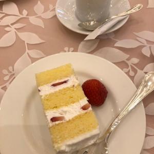 生クリームが美味です。|559817さんのアニヴェルセル ヒルズ横浜の写真(1005089)