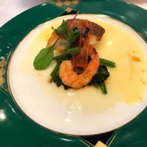 色々な種類のお皿も素敵|562962さんの盛岡グランドホテルの写真(1038467)