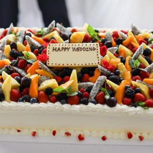 ウエディングケーキ|563042さんのサブゼロの写真(1039329)