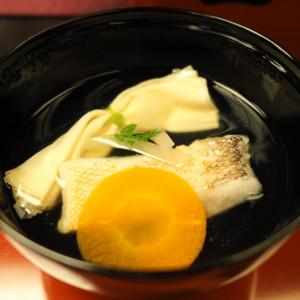 汁物 563316さんのSHOZANKAN(仙台 勝山館)の写真(1043212)