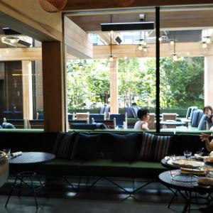 ホテル内のレストラン|565905さんのエースホテル京都 (Ace Hotel Kyoto)の写真(1074560)