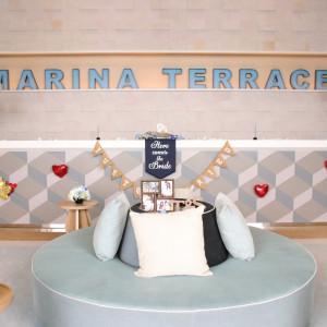 受付|566235さんのBIANCARA MARINA TERRACE(ビアンカーラ マリーナテラス)の写真(1065248)