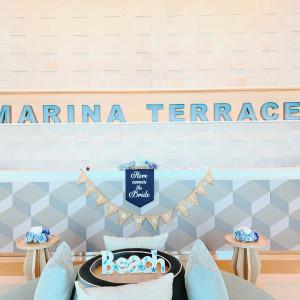 ロビー|566235さんのBIANCARA MARINA TERRACE(ビアンカーラ マリーナテラス)の写真(1065270)