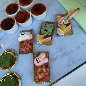 デザートビュッフェ|567833さんのアニヴェルセル 東京ベイの写真(1077581)