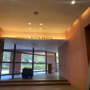 レストランの入り口。|569433さんの星野リゾート リゾナーレ八ヶ岳の写真(1124811)