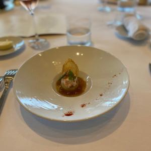 前菜|573621さんのラ・フェット ひらまつ (ひらまつウエディング)の写真(1120652)