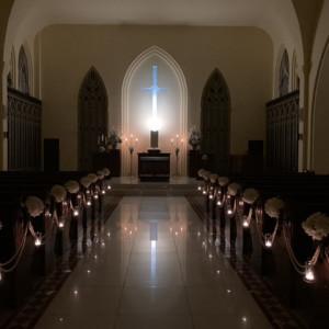 暗転時 579446さんの赤坂ル・アンジェ教会の写真(1157086)