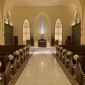 チャペル正面 579446さんの赤坂ル・アンジェ教会の写真(1157087)