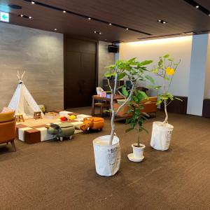 高砂はソファ席にもできます|588019さんのSHOHAKUEN HOTEL 松柏園ホテルの写真(1224571)