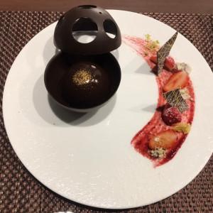チョコドームが印象的|588019さんのSHOHAKUEN HOTEL 松柏園ホテルの写真(1224570)