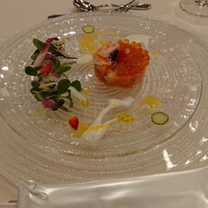 前菜がとても美味しかったです。|588126さんのディアズ水戸スパニッシュガーデンの写真(1222851)