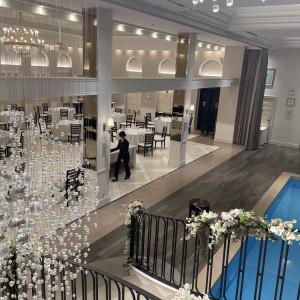 階段の上からの眺め|592507さんのヒルサイドクラブ迎賓館(札幌)の写真(1255352)