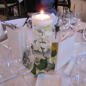 宴会場テーブル 88613さんのASHIYA MONOLITH 旧逓信省芦屋別館 ~芦屋モノリス~の写真(61812)