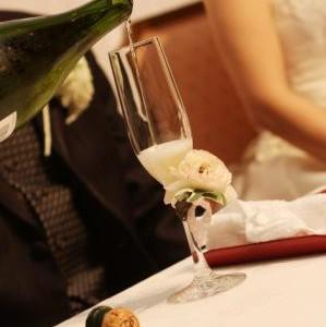 シャンパンでの乾杯|93586さんのホテル熊本テルサの写真(31687)